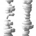 OHNE TITEL, Bleistift auf Papier, 29.7 x 42 cm, 2019