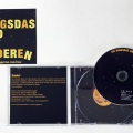 DIE DINGSDAS UND DIE ANDEREN, Illustration & Layout, CD-Artwork, 2019